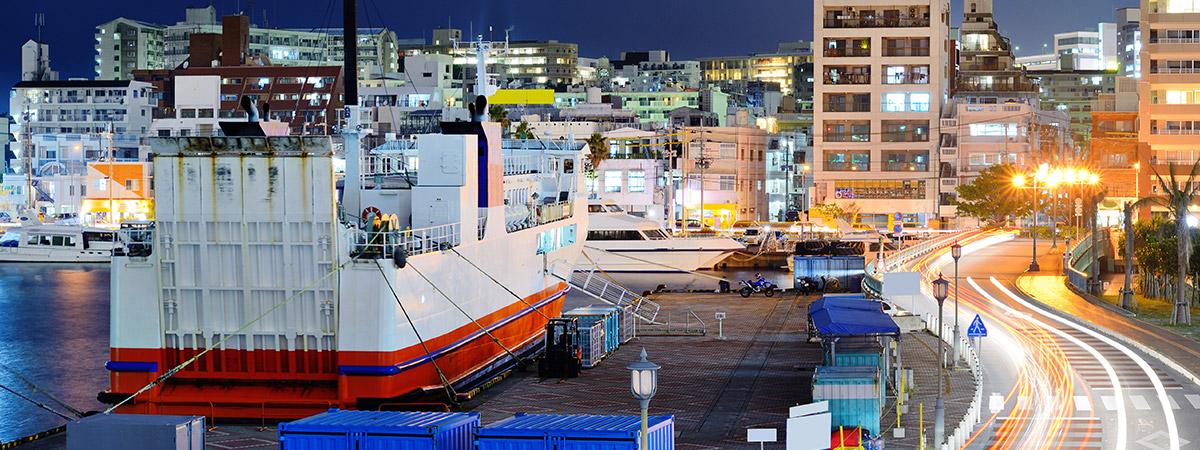 nationale / internationale LKW Ladungs- und Teilladungsverkehre